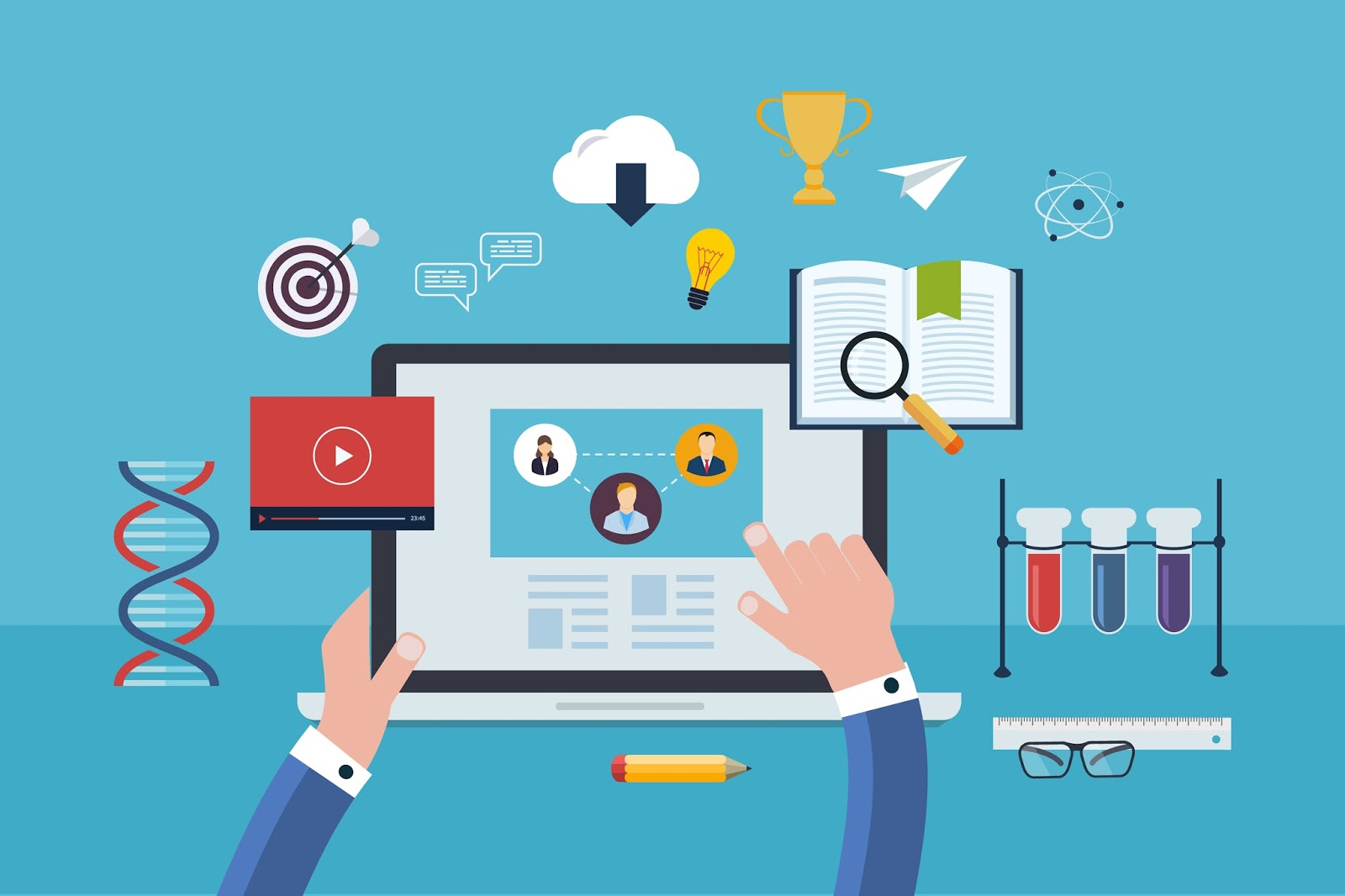 dạy học marketing online ở đâu tại tphcm