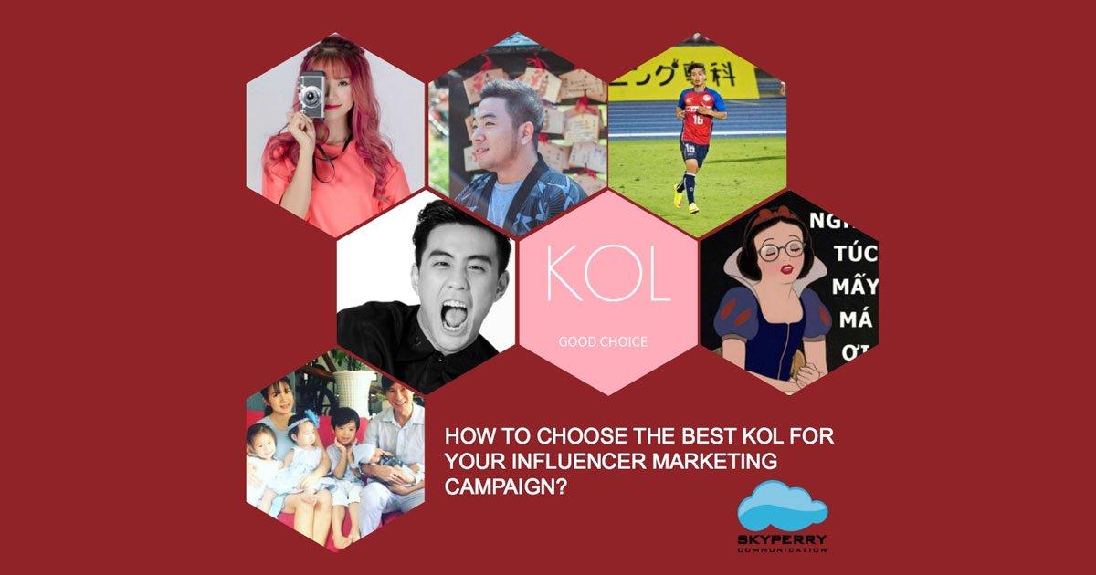 Booking KOL để làm gì? Chiến dịch marketing thành công với KOLs & INFLUENCER