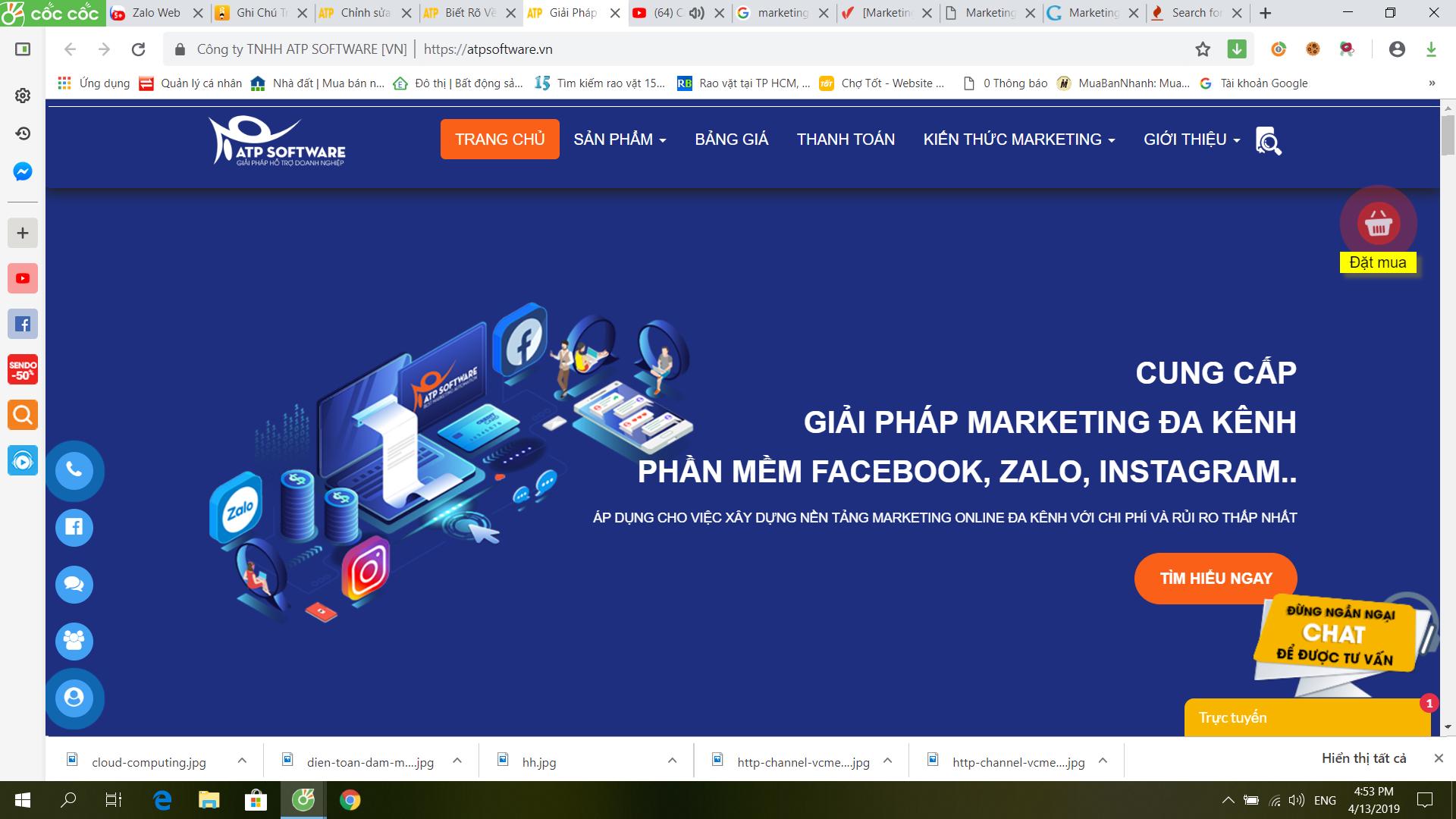 Marketing Online Là Gì? Cẩm Nang Tổng Hợp Các Kiến Thức Về Marketing Online